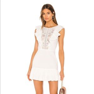 Lovers + Friends Willard Mini Dress